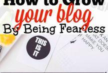 Website Tips / Website & Blog Advice