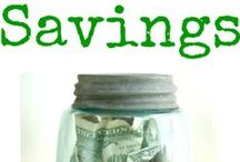 Saving Money / Be frugal and smart, save money, don't waste it.