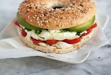 Healthy Lunch Ideas / Easy, creative, healthy lunch ideas to cure the boredom