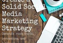 Social Media Mgmt / Ideas, advice, tips for managing social media