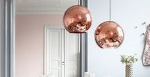 Interior Rose Gold Inspiration