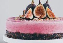 cakes, chocolate& desserts / by Frau Schaubude