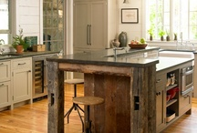 kitchens / by Kim Raines