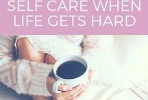 Taking Care of Me / Helpful ideas to start taking better care of yourself.