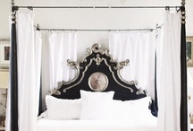Headboards & Bedrooms / by Restoring Our Victorian House