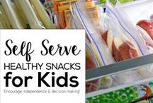 Family Friendly Healthy Recipes / Healthy recipes that everyone will enjoy!
