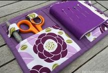 Sewing / Hand sewing & machine sewing ideas and tips. So many things I'd like to try, one day!