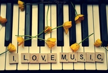 """Sing us a song, you're the piano man  / """"Without music, life would be a mistake."""" Friedrich Nietzsche   / by Candy Mapela"""