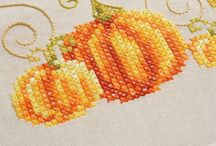 Cross stitch / Wonderful cross stitch works, patterns, schemes, how to display, finishing, so many ideas!