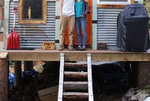 Tiny homes / by Erica Pace