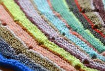 knitting / beautiful knitting and crochet projects, patterns and yarns.