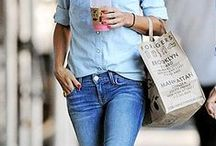 O.P. (olivia palermo) / love her style...
