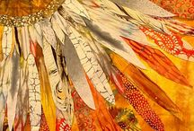 Quilt ART / Amazing, inspirational and gorgeous fiber artworks!!
