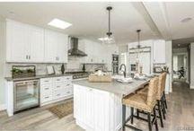 Dream Kitchen / Plans for my dream kitchen / by Kim Roberts