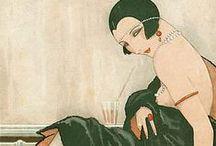 Vinatge woman