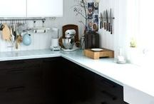 Home Decor - Kitchens / Inspiration for our kitchen