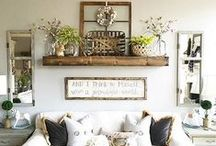 Family Room / by Shantelle Strickland