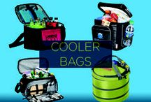 Promotional Cooler Bags / What's cooler than a promotional logo cooler? Nothing! Promotional coolers appeal to any and all demographics, and are sure to provide optimal brand exposure, whether it be at your next family picnic or your son's Little League baseball game! / by Pinnacle Promotions