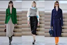 Runway Trends / Die neuesten Trends von den Laufstegen und den Fashion Weeks New York, Mailand, London, Paris, Berlin...