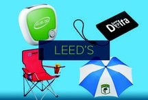 Leed's Promotional Products / High-quality products for your high-quality brand. That's what you get when you decide to go with Leed's promotional products, the leader in new and unique promotional items.