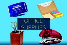 Promotional Office Supplies / Your brand and business can add some excitement to the normal boring day at the office with custom promotional office supplies. Custom printing your logo on these products will guarantee long-term usage and brand recognition.