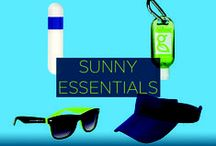Promotional Sunny Essentials / Get your brand ready from some fun in the sun with these custom sunny essentials! With everything from custom sunglasses to custom beach towels, we're sure you'll find everything you need to (successfully) soak up the sun!
