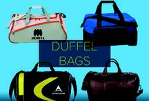 Promotional Duffel Bags / Promotional duffel bags enable customers to enjoy having substantial storage capacity for their belongings, and your business has a tangible way for them to engage with your brand. As they carry your brand with them wherever they go, you can put your brand in front of even more eyes. / by Pinnacle Promotions