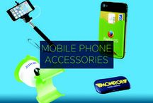 Promotional Phone Accessories / From custom cases to custom power banks, we have all sorts of promotional cellphone accessories to help you cultivate your brand. These custom accessories are a way to show customers that you are a fresh brand that's in tune with their current needs and expectations.