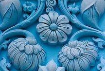 Colours - Blue