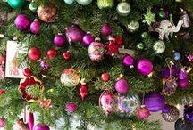 Falalalala / Festive holiday decorating and tabletop