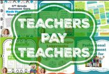 Teachers Pay Teachers / Sharing all of my goodies from Teachers Pay Teachers, many free, some paid, all the very best I have to offer!