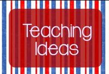 Teaching Ideas / Great ideas for teaching - motivation, inspiration, and generally good ideas!