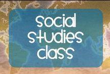 The Social Studies Classroom / Ideas for teaching social studies