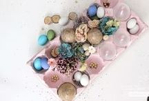 DIY Easter Fun / Let's get creative and crafty with our Easter decorations!