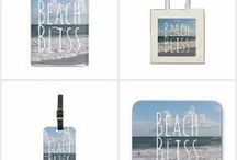 Inspired by The Beach / There's something special about the beach. When I can't be there, it's fun - and inspiring - to surround ourselves with reminders to help inspire our next trip to the coast.