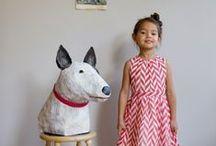 teagan & jansen / clothes I love for my girls / by Casey Schneider