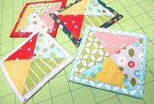 quilt patterns / by Marlene Baatz