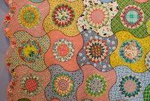 patchwork : QUILTING