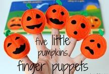 Holidays - Halloween / by Sarah Spinach