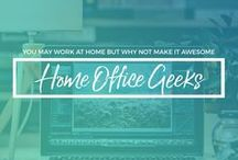 For Home Office Geeks