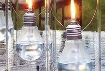 Up-cycled Glass
