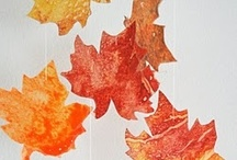 Fall Crafts / by Amanda Humphrey