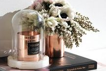 INTERIOR STYLING / Styling and Vignettes