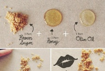 Beauty Tips / by Megan Sands