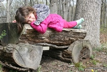 Natural Play / Natural, outdoor play should be a part of all children's lives.