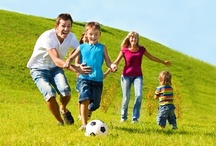 A day out at the park / Everything you need for a good day out with your children at the park