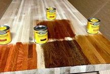 Paint, Stain and Finishes