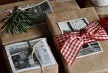 Wrapping, Tags & Bows