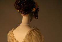 Rococo / Georgian / Regency/ Romantic / Victorian / Edwardian Fashion 1700-1910 A.D.