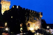 Gorgeous Tuscany Wedding Venues / Destination Wedding in Tuscany - A collection of the most gorgeous wedding venues in Tuscany.